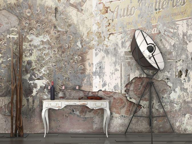 carta da parati altrinterni. Black Bedroom Furniture Sets. Home Design Ideas