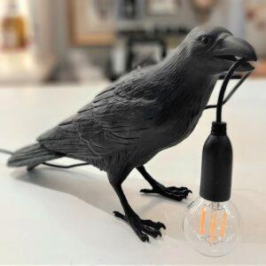 Lampada corvo